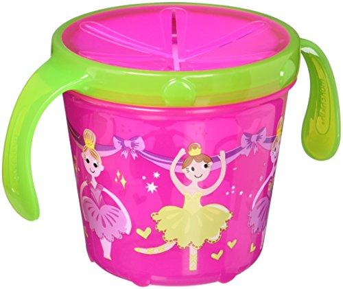 Munchkin Snack Catcher Dispenser Pink