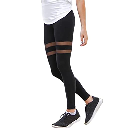 1a4c3828c3232 RieKet Womens Perspective Net Mesh Tights Leggings at Amazon Women's  Clothing store:
