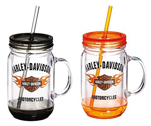 harley-davidson-flaming-bar-shield-mason-jar-cups-2-pack-gift-set-p24084901