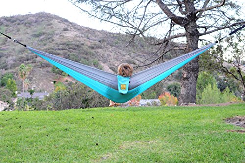 The Ultimate Single & Double Camping Hammocks- The Best Quality Camp Gear...