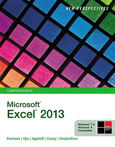 New Perspectives on Microsoft Excel 2013, Comprehensive (Best Powerpoint For Mac)