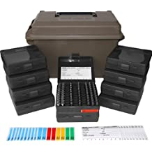 MTM ACC9 Ammo Can Combo (Holds 1000 Rounds)