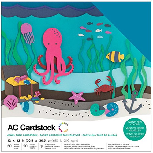 American Crafts Cardstock Pack - 4