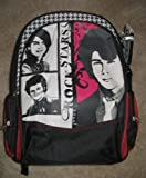 Disney Jonas Brothers Backpack and Coin Purse
