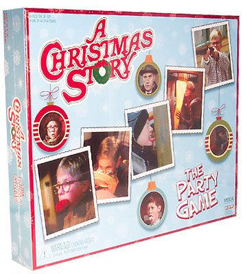 Christmas Story ''The Party Game'' Board Game by NECA