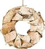 GGI Birch Bark Wreath