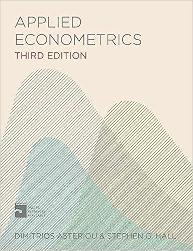 Applied econometrics dimitrios asteriou stephen g hall applied econometrics third edition 3rd edition edition fandeluxe Images
