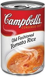 Campbells Soup Tmo & Rice
