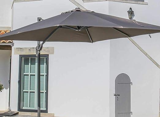 Proloisirs Toile Pour Parasol Déporté Toile Carré 300 X