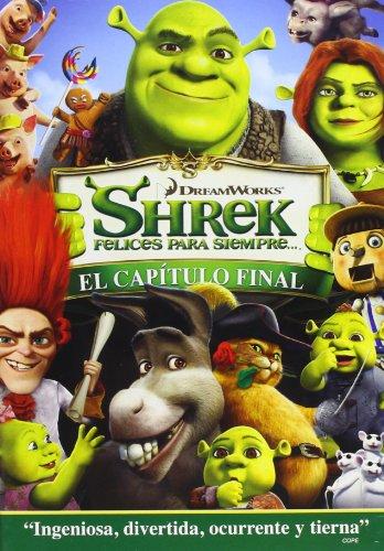 Shrek Felices Para Siempre (Cap. Final) (Import Movie) (European Format - Zone 2) (2012) Varios by
