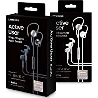 Samsung Active User Bundle - Bluetooth + In-Ear Wired - Black