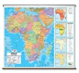 Advanced Political Map - Africa
