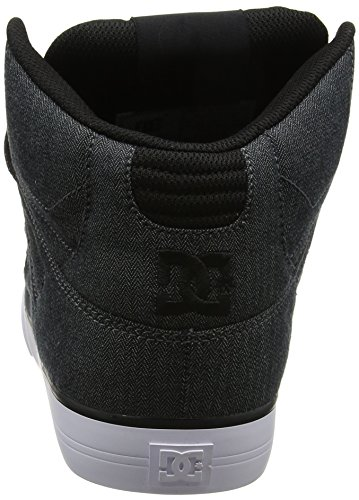 DC Shoes Spartan High WC TX Se, Scarpe da Ginnastica Basse Uomo Grigio (Grey Resin Rinse)