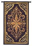 Fine Art Tapestries ''Wood Inlay Teak'' Wall Tapestry