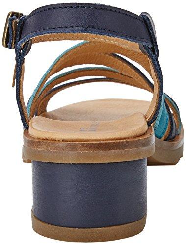 Naturalista N5016 Punta col Aperta Scarpe Blu Donna Tacco El Ocean 6wxqO6
