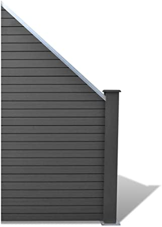 Pfosten zu Sichtschutzzaun Pfahl Sichtschutz Windschutz Gartenzaun Holzzaun NEU