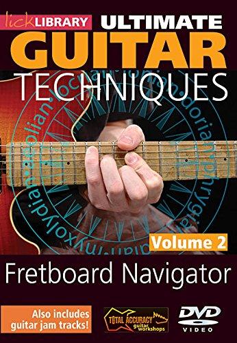 Fretboard Navigator Volume 2 For Guitar