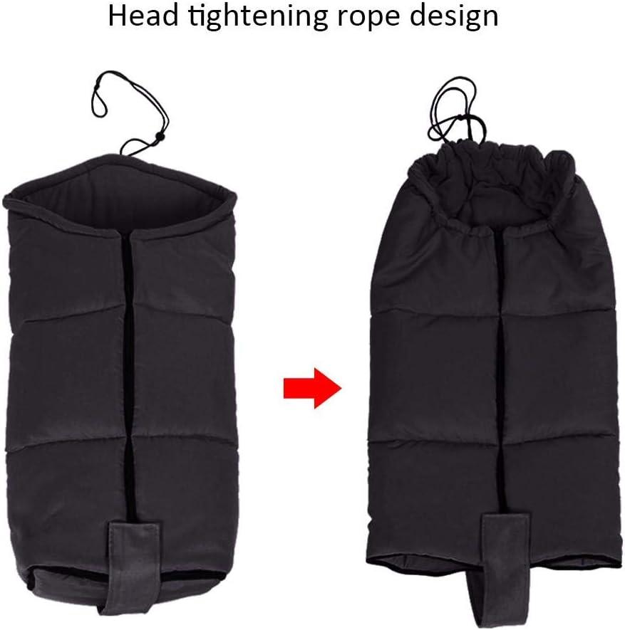3-in-1 Baby Stroller Blanket Keep Warm and Detachable 80/×58/×90cm Urnanal Baby Stroller Sleeping Bag Winter Outdoor Waterproof Windproof Stroller Annex Mat