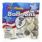 "Pioneer Balloon Company 10 Count Texas Tech Latex Balloon, 11"", Multicolor"