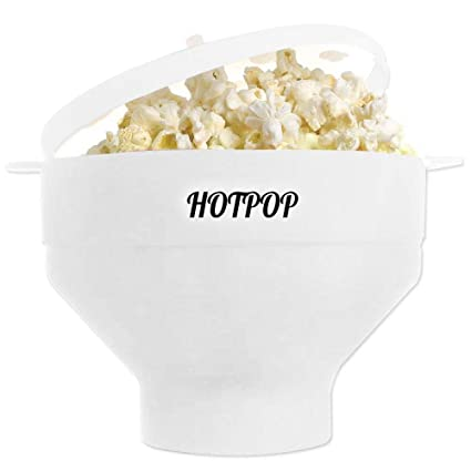 cb176cd6f99 Image Unavailable. Image not available for. Color  The Original HOTPOP  Microwave Popcorn Popper ...