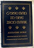 img - for The Man in the Iron Mask - Alexandre Dumas - Easton Press - Edy Lagrand Illustrations - Andre Maurois book / textbook / text book