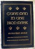 The Man in the Iron Mask - Alexandre Dumas - Easton Press - Edy Lagrand Illustrations - Andre Maurois