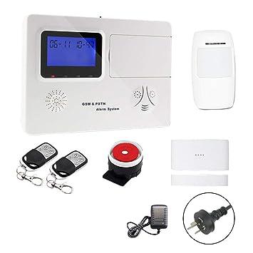 Sistema de Alarma de Seguridad para el hogar, Kit Sistema ...