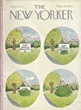 img - for The New Yorker, August 8, 1970 book / textbook / text book
