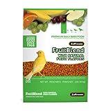 Zupreem FruitBlend Canary/Finch Food 2 lb., My Pet Supplies