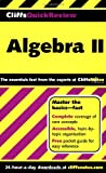 img - for CliffsQuickReview Algebra II book / textbook / text book