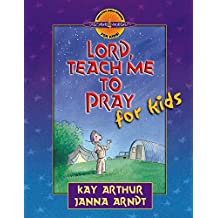 Lord, Teach Me to Pray for Kids