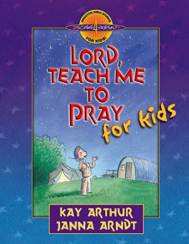Lord, Teach Me to Pray for Kids (Discover 4 Yourself® Inductive Bible Studies for -