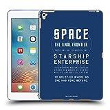 Official Star Trek USS Enterprise NCC-1701-D Ships Of The Line Soft Gel Case for iPad Pro 9.7 (2016)