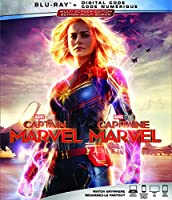 Captain Marvel  [Blu-ray + Digital Code] (Bilingual)