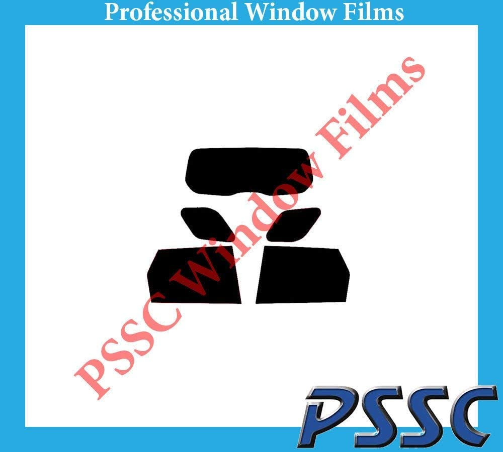 PSSC Pre Cut Rear Car Window Films for Land Rover Discovery Sport 2014 to 2016 05/% Very Dark Limo Tint