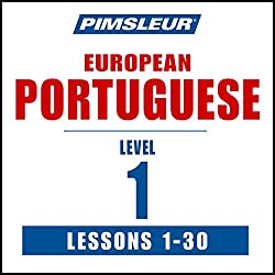 Pimsleur Portuguese (European) Level 1