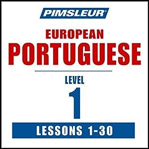 Pimsleur Portuguese (European) Level 1 Speech