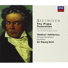 Piano Concertos 1-5 Complete