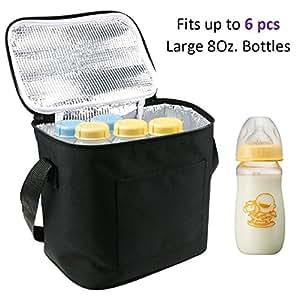 Amazon Com Baby Bottle Bags For Travel Lexvss
