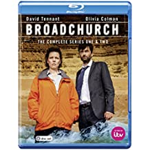 Broadchurch (Complete Series 1 & 2) - 4-Disc Set