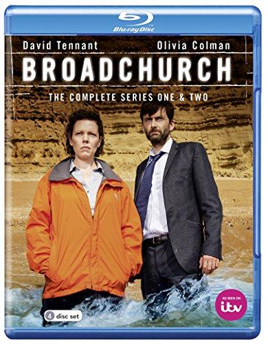 Broadchurch - Series 1-2 [Blu-ray] [Region Free] (Broadchurch Season 1 & 2)