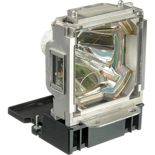 Electrified VLT-XL6600LP Replacement Lamp with Housing for Mitsubishi Projectors