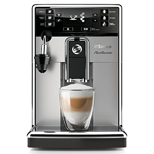 Philips Saeco PicoBaristo Superautomatic Espresso Machine w/Aqua Clean Filter – HD8924/47