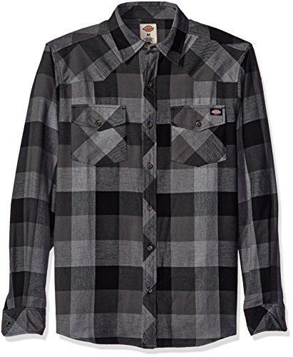 Dickies Regular Western Flannel Shirt