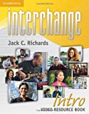 Interchange Intro Video Resource Book, Jack C. Richards, 1107697530