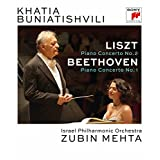 Liszt: Piano Concerto No. 2 in A Major, S 125 & Beethoven: Piano Concerto No. 1 in C Major, Op. 15