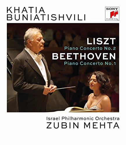 Liszt & Beethoven: Piano Concertos (Blu-ray)