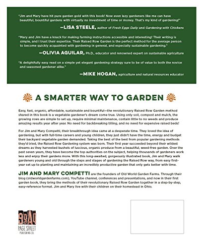 Raised Row Gardening: Incredible Organic Produce with No Tilling and Minimal Weeding by Page Street Publishing (Image #2)