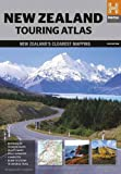 New Zealand touring atlas spir. NP hema