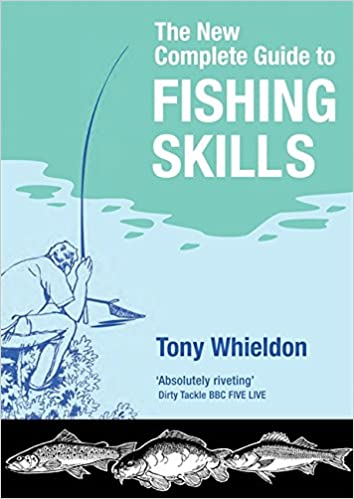 Fly Tying Tony Paperback Book The Cheap Fast Free Fishing Skills by Whieldon